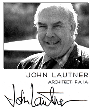 John Lautner Bio Photo